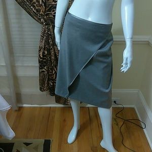 Doncaster ladies grey skirt